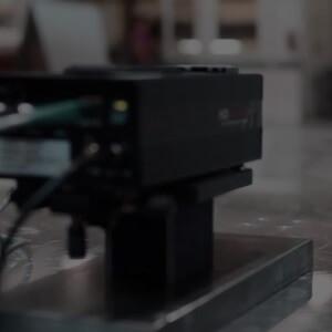 Laservermessung